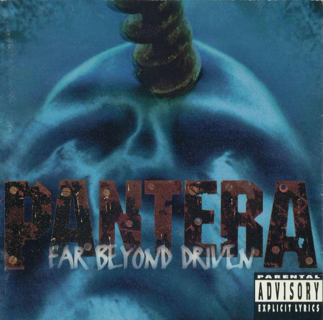 Pantera's Far Beyond Driven Record