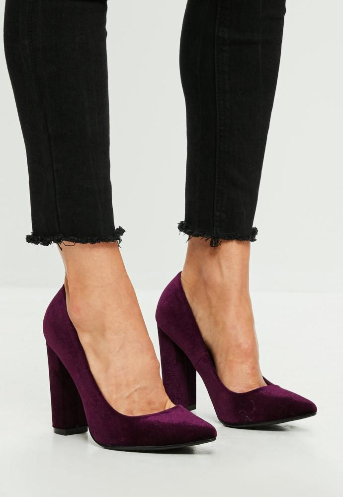 Heels for the end of Winter - Get Hoppin'