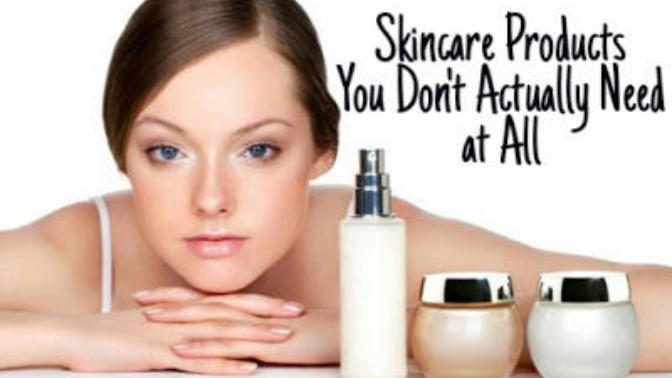 Skincare Products the Beauty Industry Wants You To Waste Your Money On