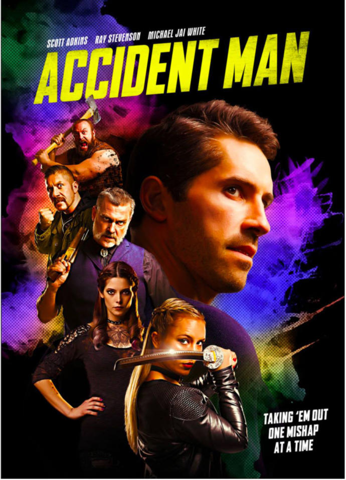 My Review of Accident Man (Minor Spoiler Alert)