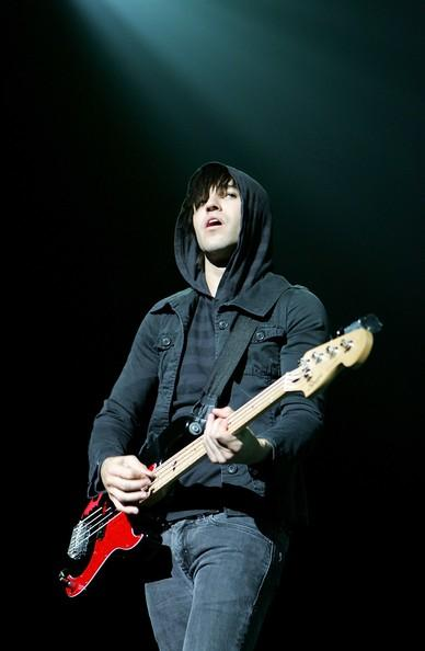 How Pete Wentz From Fall Out Boy Taught Us How To Be Both Anxious & Confident At The Same Time