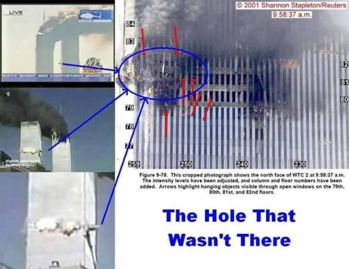 Proof That 9/11 an inside job!