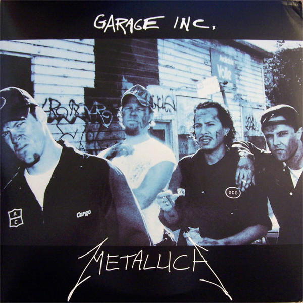Metallica's Garage Inc. Record