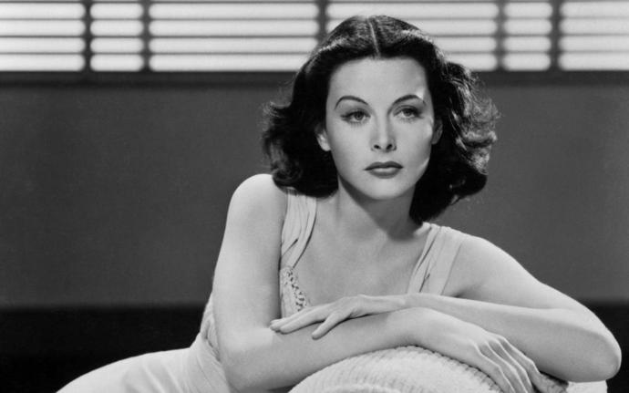 Hedy Lamarr; The Hollywood Actress and Inventor