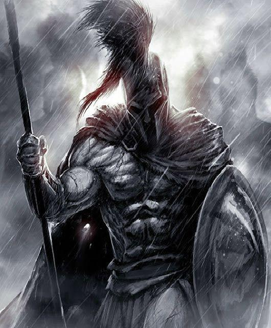 Every Man in the End Secretly Desires to be a Warrior
