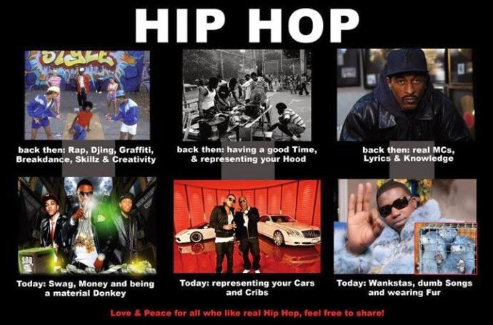 Why is Hip-Hop Becoming Dirty? The Industry Needs Some Cleaning!
