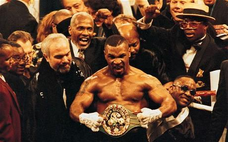 Mike Tyson: The Rise And Fall Of Iron Mike