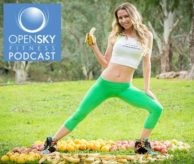 Freelee the Banana girl: The Dangers of Promoting a High Calorie, All Sugar Diet