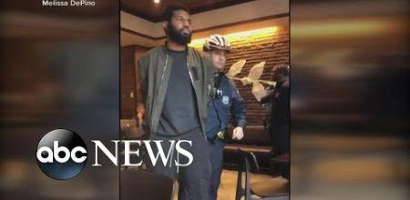 Starbucks Racist Arrest Of Two Black Men At Philadelphia Store