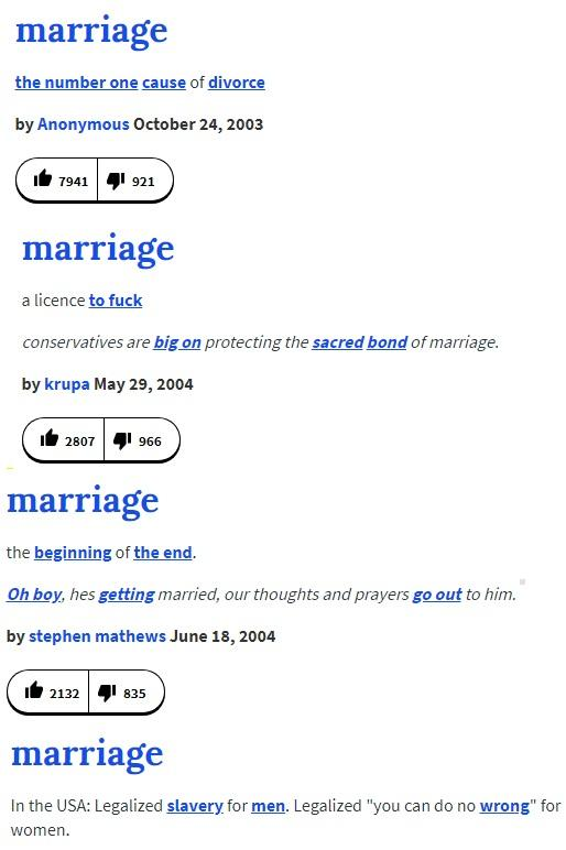 Funniest Definitions of the Urban Dictionary