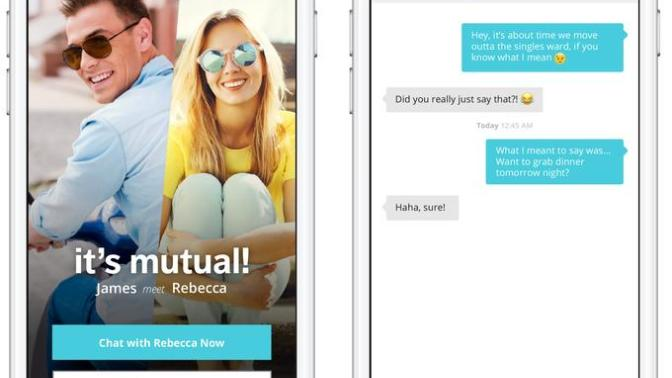 Sick of Tinder? Try Mutual!