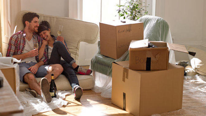 Surviving the First Six Months After Moving in Together