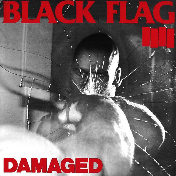 Black Flag's Damaged Record