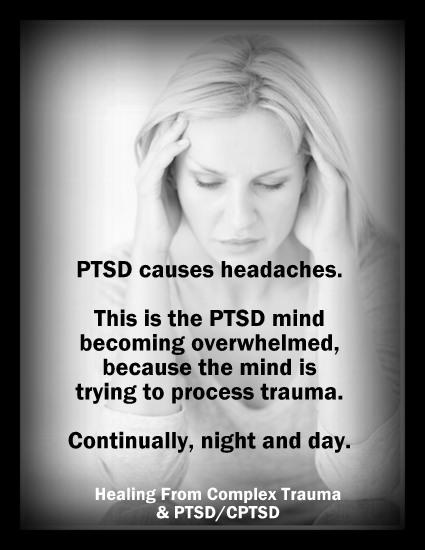 Panic attacks, PTSD, and the Affects it Has Every Single Day