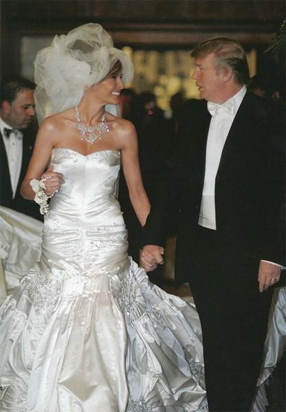 Wedding dresses as stunning as they are expensive!