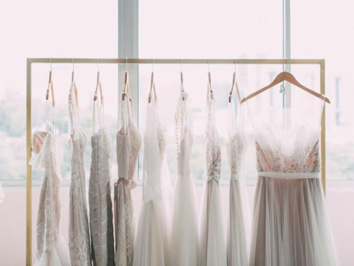 Wedding Dresses - that aren't! Efficiently economical way of getting a dress you will be happy with!