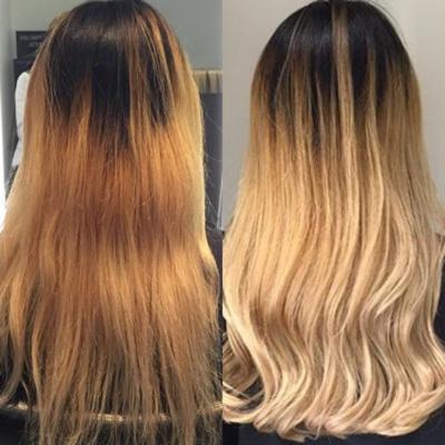 Diy Hair Toner For Your Blonde Hair Girlsaskguys