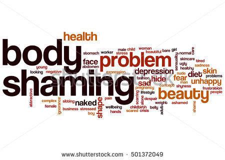 Shutting Down Body Shaming.