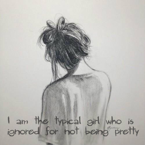 What It Feels Like To Be An Ugly Girl
