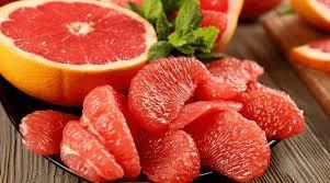 Eating half a grapefruit before a meal or drinking a glass of grapefruit juice will ease your appetite and make it easier to lose weight.
