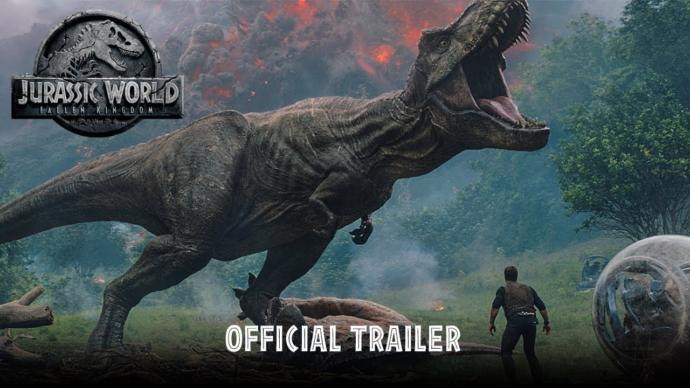 Jurassic World!!! One Big Steaming Pile Of...