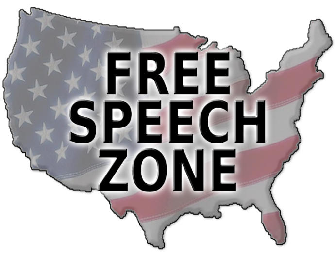 Free speech is one of this nation's founding principles, but you have to be unbalanced to think it is without limit.