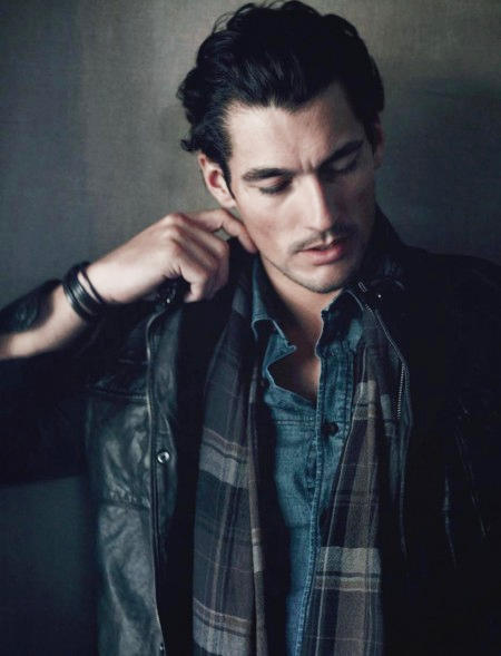 David Gandy is a daaddddyyyy