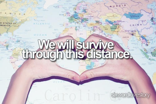 A Long Distance Relationship from A Long Distance Lover 🙌❤️😄❤️🙌
