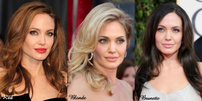 Brunette : More elegance and mystic