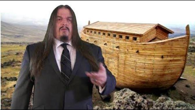 Noah's Ark, The Untenable Proposition