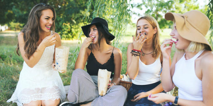 Are Women's Friendships Closer Than Mens'?