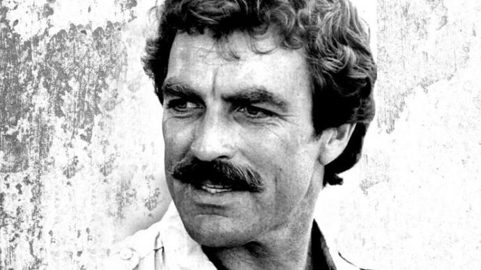 Tom Selleck -Friends