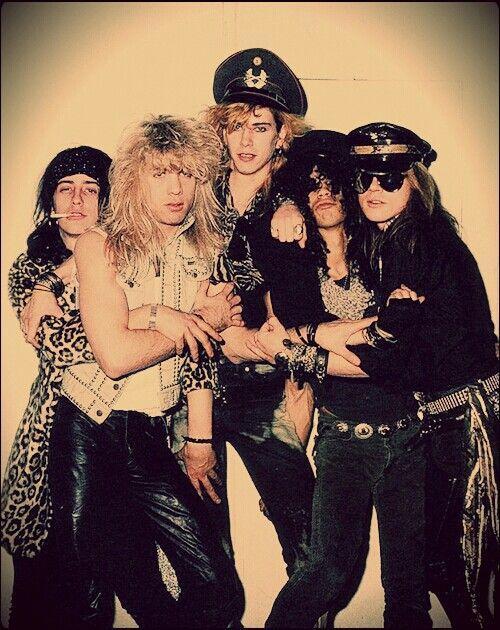 Guns N' Roses: Why I Love Them