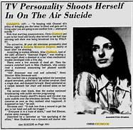 Not so Fake News: The tragedy of the young reporter Christine Chubbuck