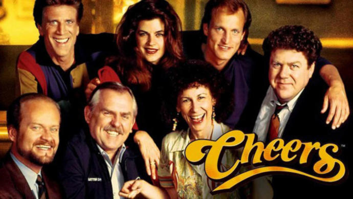 Johnathan's personal five favorite sitcoms