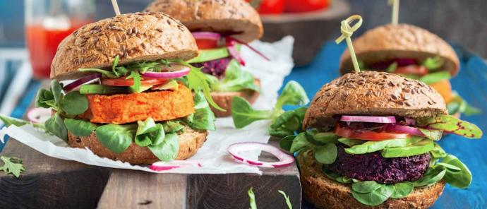 Meat substitutes are becoming an increasingly popular alternative, but check labels first!