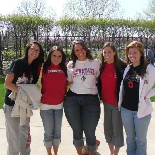 OSU students, circa. 2011.