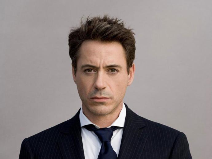 Iron Man -_-