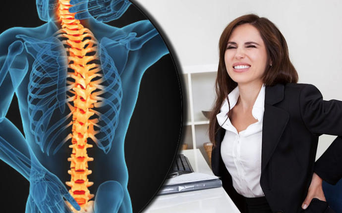 Back issues, and chronic spinal pain, have become more common in the last few decades . . .