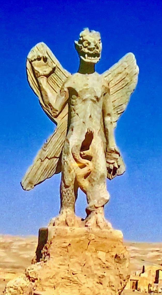 Statue of Pazuzu