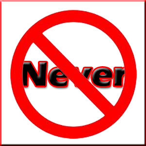 6 Things You Should Never Tolerate From Anyone