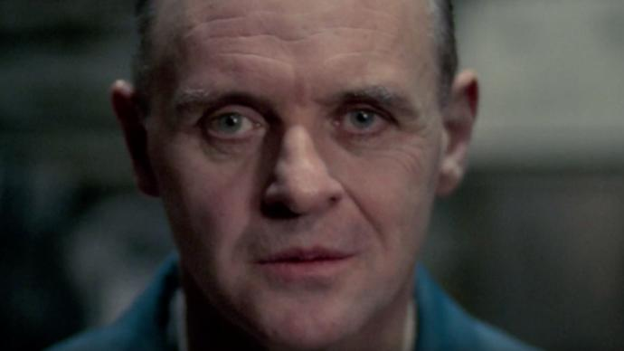 Hannibal the Cannibal-Played by Sir Anthony Hopkins