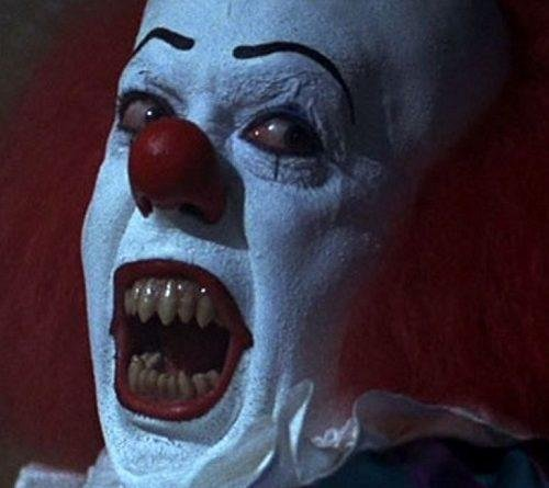 Pennywise the Dancing Clown-Played by Tim Curry