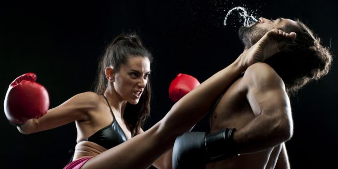 Why More Women Should Take MMA