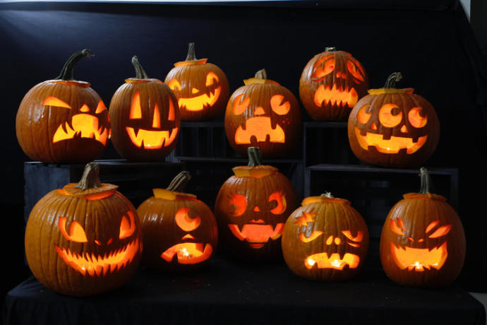 The Spirit of Halloween: A Trick and A Treat!