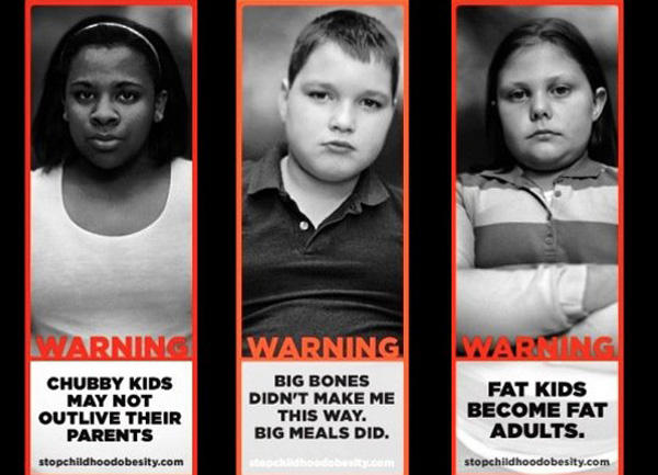 New childhood obesity campaign