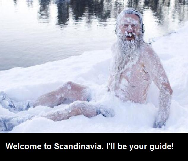 20 Ways On How To Annoy A Scandinavian