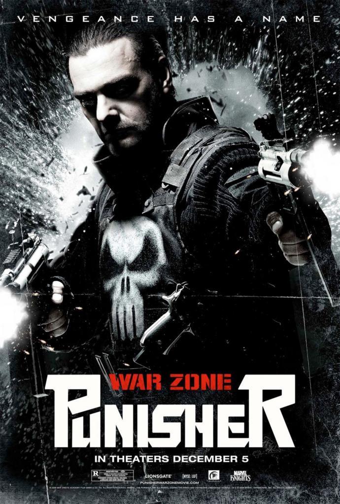 Roy Stevenson as the Punisher