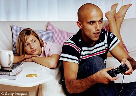 This is why women don't like men who play video games