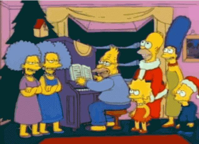 The First Simpsons Christmas Special
